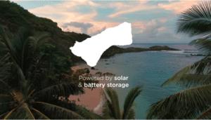 tesla island