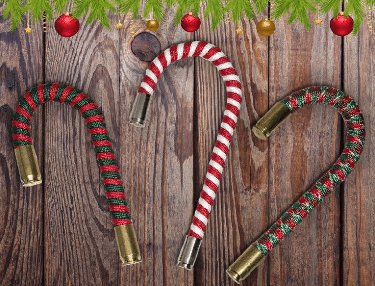 Tactical Candy Canes