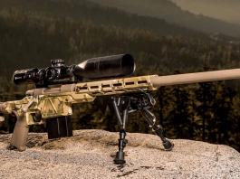 legacy sports howa hcr chassis rifle customization