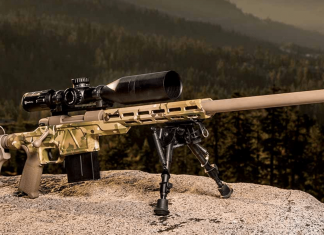 legacy sports howa hcr chassis rifle customization