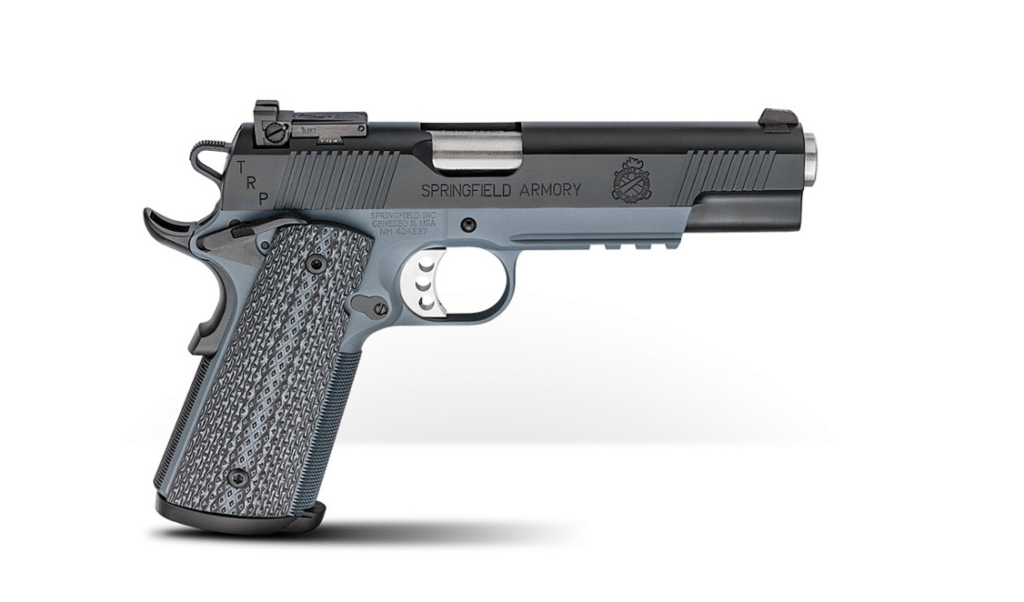Springfield Armory TRP™ OPERATOR® TACTICAL GRAY