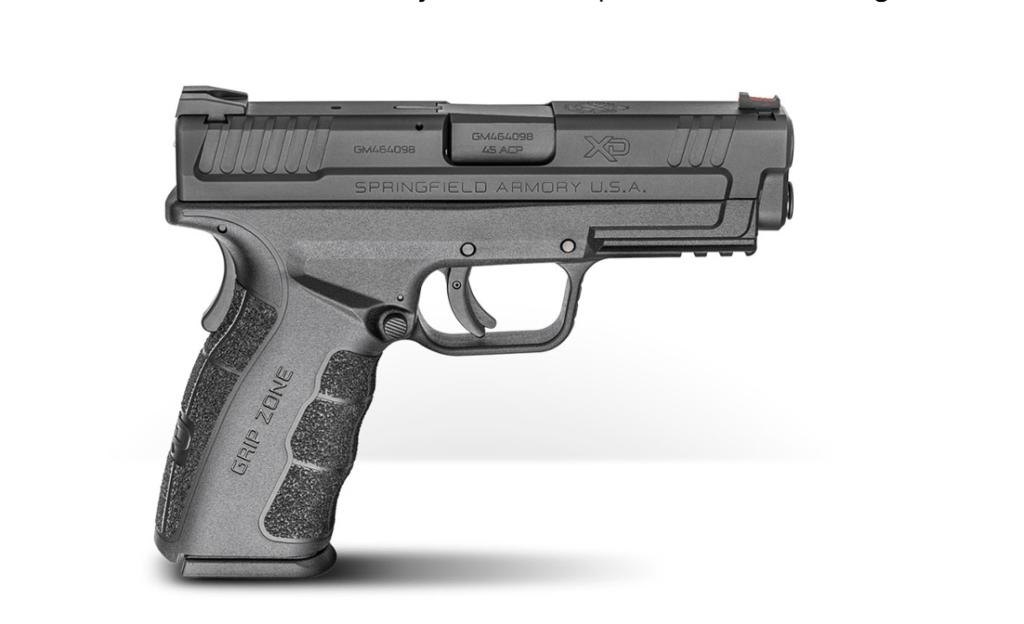 Springfield Armory XD® MOD.2® 4