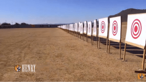 1000 man shoot henry repeating arms_targets