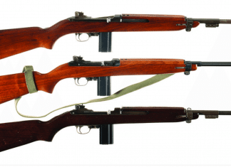 The M1_Carbine_Home Defense