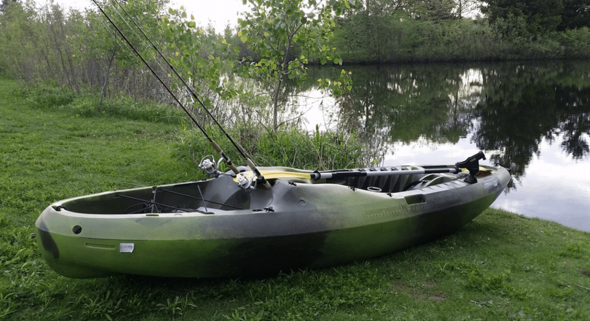 3 affordable fishing kayaks under 1 000