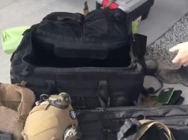 american nomad revgear deployment bag