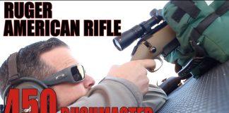 The Ruger Predator in .450 Bushmaster