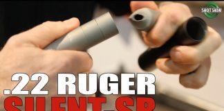 The Ruger Silent SR Supressor