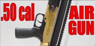 Umarex Hammer 50 Caliber Air Gun