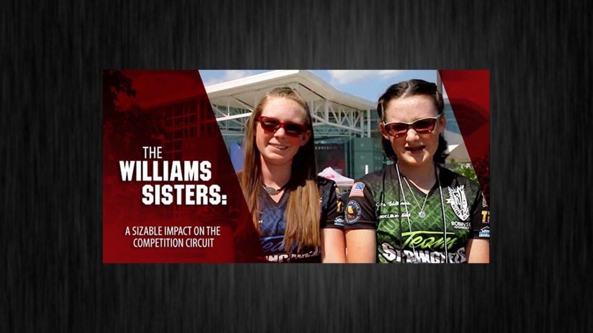 Meet The Williams Sisters: A Sizable Impact on the Competition Circuit