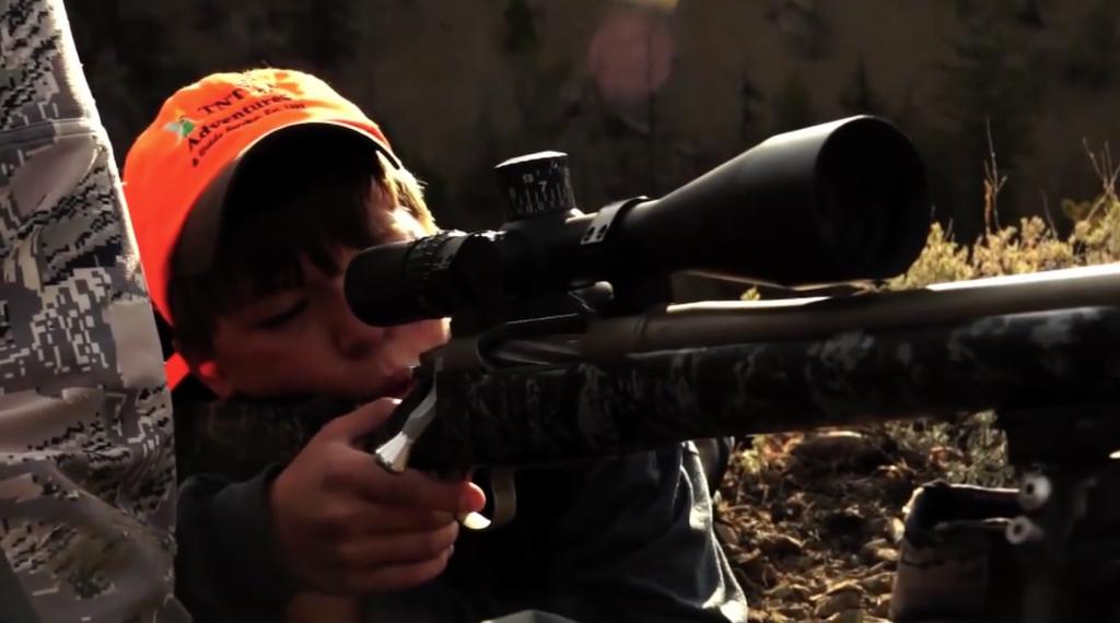 gunwerks long range elk hunting