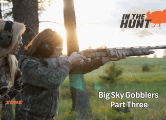in the zone turkey hunting episode 3