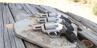 kimber K6S revolver 3