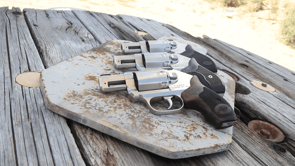 Video: On the Range with the New Kimber K6s Revolver