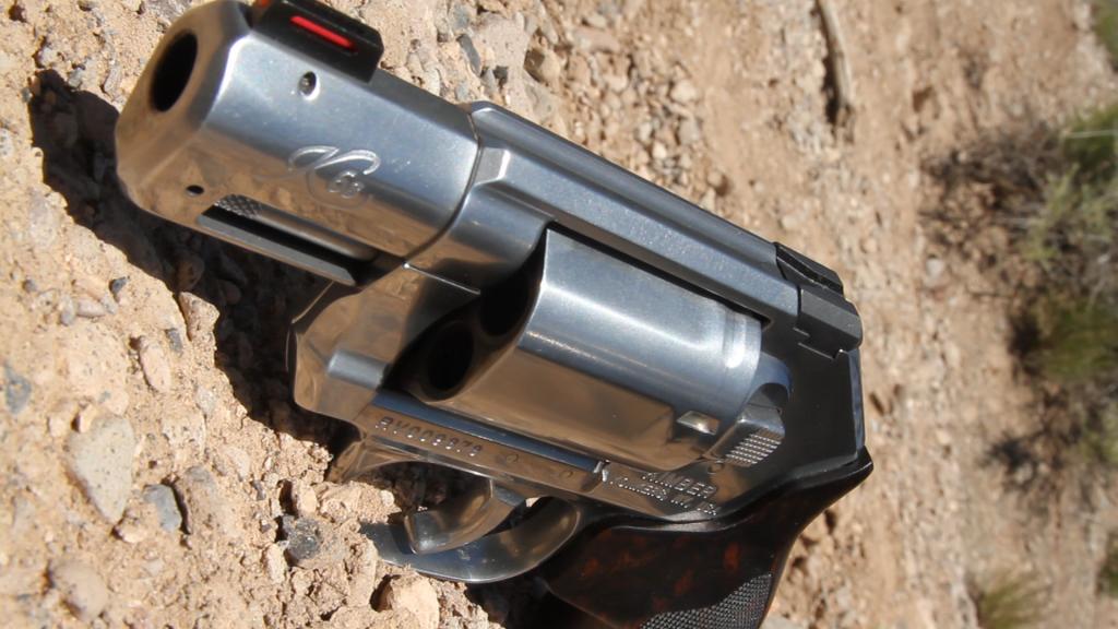 kimber K6S revolver 4