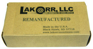 LakOrr Munitions, based out of South Dakota, sells custom made remanufactured ammunition that is high quality and dependable. (Find out more at lakorrmunitions.com)