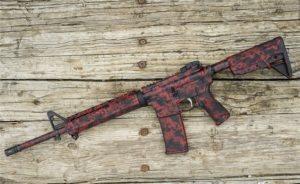 springfield saint his & hers auction on gunbroker